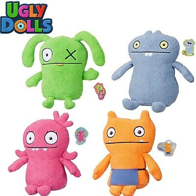 """UGLY DOLLS SOFT PLUSH TOY 25cm *CHOOSE YOUR FAVOURITE* OFFICIAL HASBRO TOYS 10"""""""