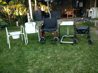Wheelchair (Bariatric) & other Mobility Equipment