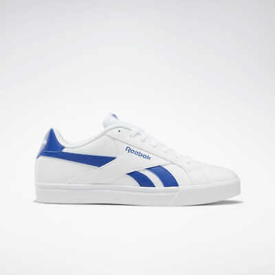Reebok Royal Classic Complete 3.0 white Leather Shoes UK 7-12