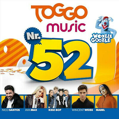 VARIOUS - Toggo Music 52 - (CD)