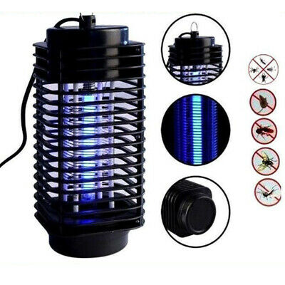 Electric Mosquito Killer Pest Kill Lamp LED Flying Bug Traps Light Outdoor