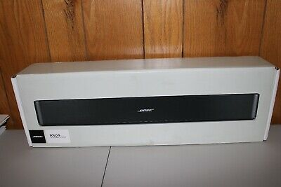 Bose Solo 5 TV Sound System - The most beautiful real sound you will ever hear
