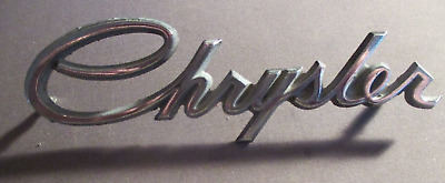 CHRYSLER INSIGNE ancien collection