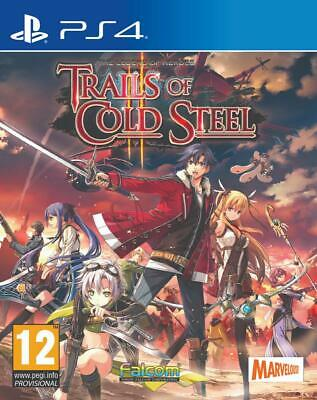 The Legend of Heroes: Trails of Cold Steel 2 PS4 neuf sous Blister