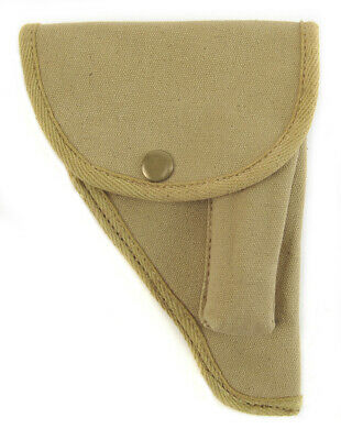 WW2 German Canvas holster for Walther PPK  Free shipping from the USA