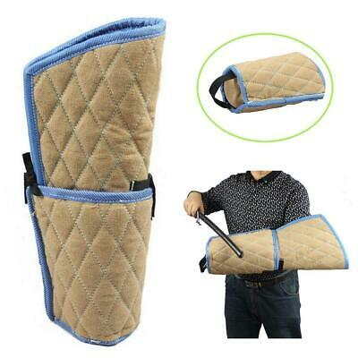 Dogs Training Bite Arm Sleeve Protection With  Wooden Handle For Young Malinois