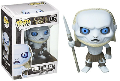 Game of Thrones #06 - White Walker - Funko Pop! Television (Brand New)
