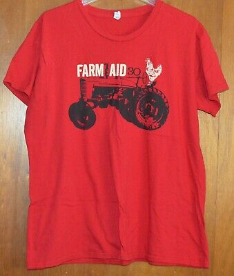 Tractor Farmer T-Shirt Funny New Boy Country Farm State Hometown Graphic Tee