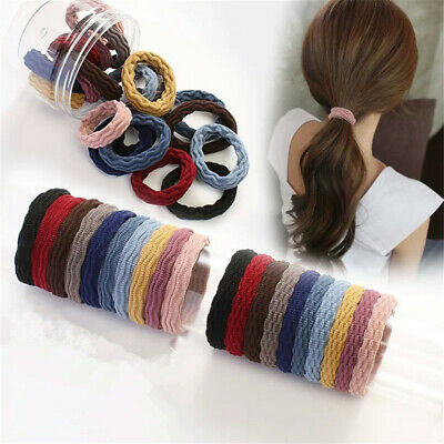 Accessories Lovely Hair Rubber Band Elastic Girls Hair Ties Women Hair Ropes