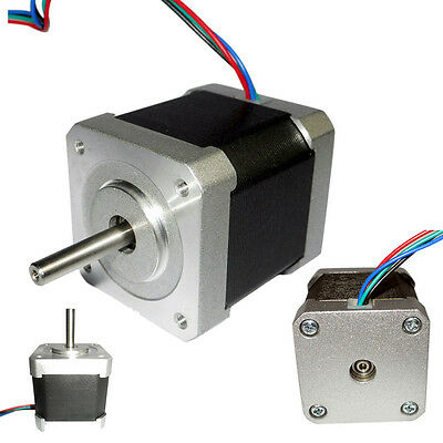 42mm 1.8 Degree NEMA17 2Phase 4-wire Stepper Motor For 3D Printer CNC Robot Tool