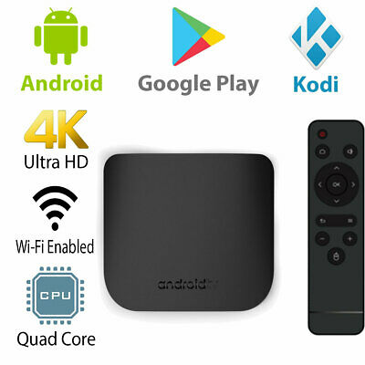 M8S PRO W S905W For Android 7.1 TV Box  2+16G 4K Media Player W/ Voice Function