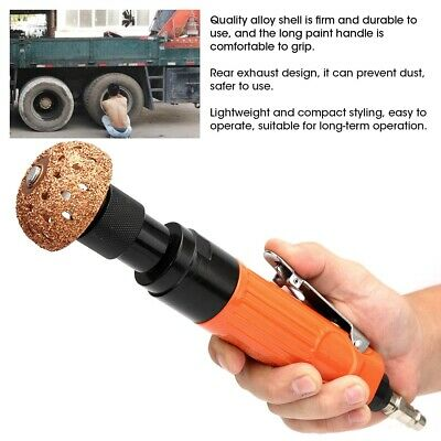 2500RPM Pneumatic Grinder Tire Removal Polishing Machine Car Maintain Tool