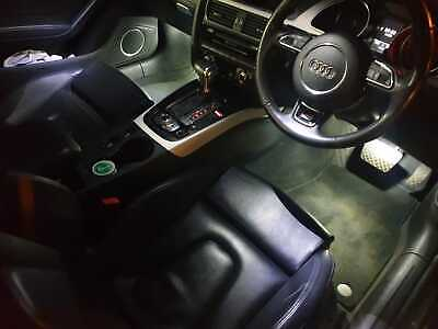 Audi A3 8V 2013 onwards Footwell LED Light Lighting Loom Kit