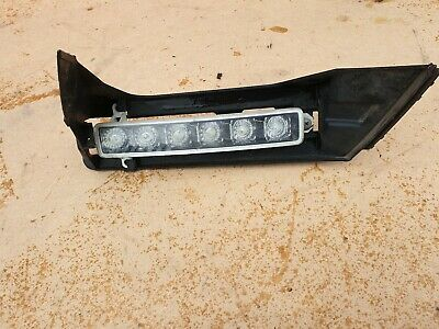 Citroen C1 Driver Side Drl Led Day Time Running Light 2014_2018