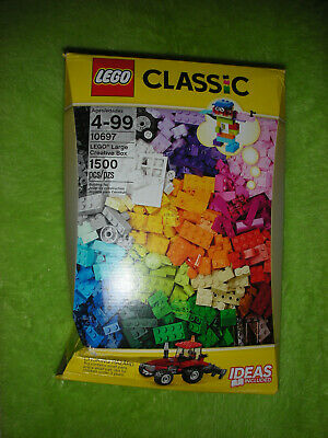 NEW Large Creative Box 10697 -- LEGO Classic -- 1500 Pieces!