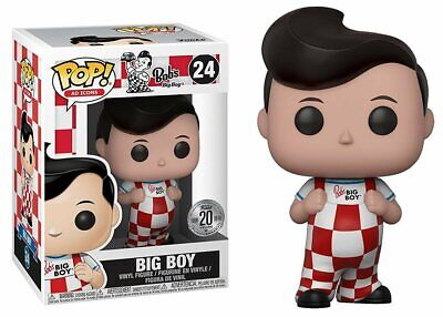 Bob's Big Boy #24 - Big Boy - Funko Pop! Ad Icons (Brand New)