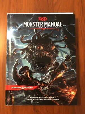DUNGEONS AND DRAGONS 5th edition lot of 6 books (D&D 5e