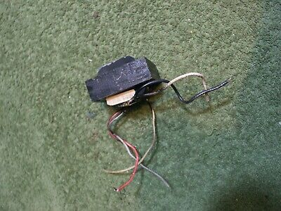 AC Transformer general purpose came from Weller soldering iron EC4002, 10v, 17v