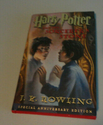 Harry Potter and The Sorcerer's Stone Special Anniversary Edition - Hardback