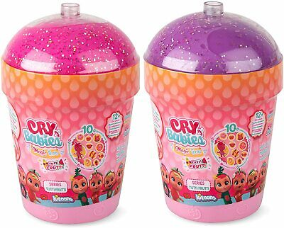 🚛Fast Shipping! {NEW} 3 Pack Cry Babies Magic Tears Bottle House Surprise Doll