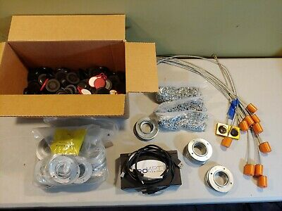 RFID Tag Lot With Datacinch And Riveting Tags