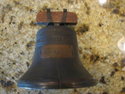 Antique 1919 Toy Bank - Home Savings Bank - Whittier CA.