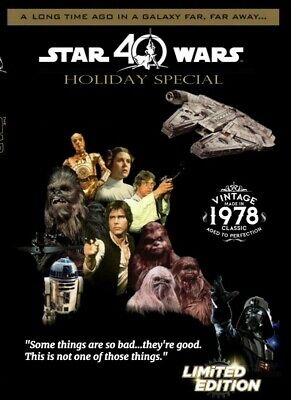 Star Wars Holiday/Christmas Special 40th Anniversary Edition HQ (2-DVD Set)