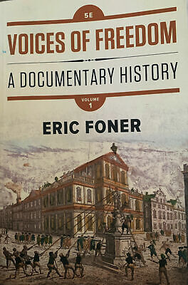 [PÐF] Voices of Freedom: A Documentary History by Eric Foner