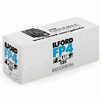 ILFORD FP 4 Plus 125 ISO  Rollfilm 120  1 Film