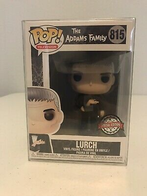 Funko Pop! Lurch with Thing 1960's Addams Family Exclusive