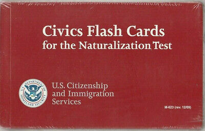 Civics Flash Cards for the Naturalization Test (December 2009) LC4
