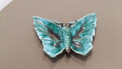 Blue Mountain Pottery Butterfly Candy dish