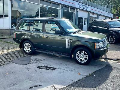 2006 06 Land Rover Range Rover 3.0 Td6 Vogue Diesel Automatic