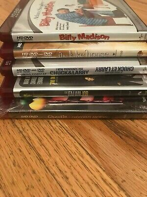 5 HD DVD Movie Bundle