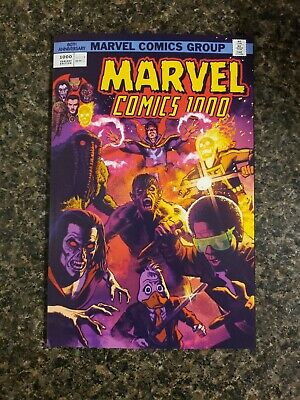 Marvel Comics 1000 Greg Smallwood Variant Nm