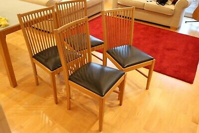 Peachy Dining Chairs X 4 Ikea Klitten 125 00 Picclick Uk Pdpeps Interior Chair Design Pdpepsorg