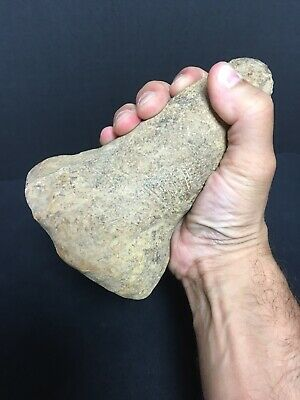 Old Authentic Native American Large Stone Pestle