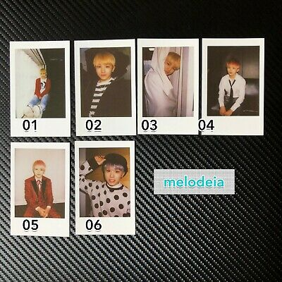 Seventeen 2016 Encore Concert Photocards Woozi