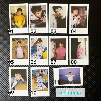 Seventeen 2016 Encore Concert Photocards Dino