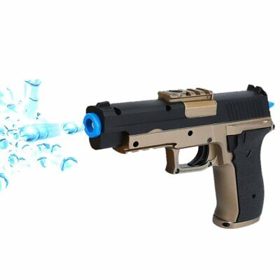 Electric Gel Ball Blaster Water Crystal Bullet Toy Gun Plastic Game Outdoor P