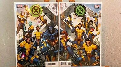 House Of X #4 & Powers Of X #4 Molina Connecting Variant Cover Set 🔥🔥🔥