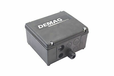Demag Switch Box without Lower Part