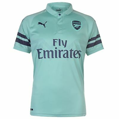 Puma Arsenal Third Shirt 2018 2019 Size L RRP £ 64.99 (Genuine)