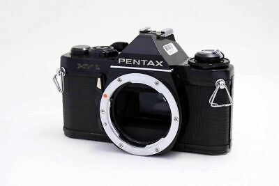 Pentax MV1 35mm SLR Film Camera Black Body Great from Japan Free Shipping