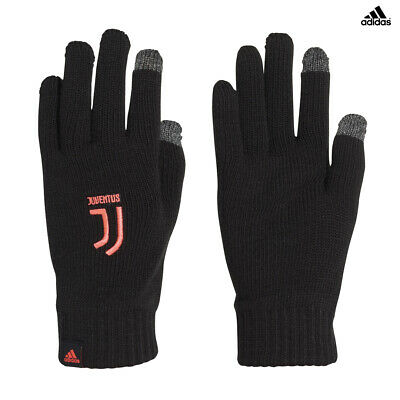 Juventus Guanti Invernali adidas Climawarm Stagione 2019/20 Touch Screen Adulto