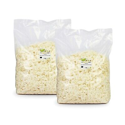 Organic Raw Paleo Coconut Chips 5kg | Buy Whole Foods Online | Free UK P&P