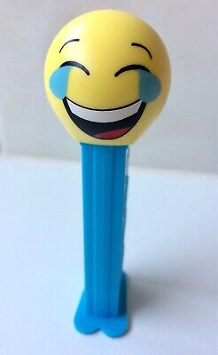 Laughing Crying Emoticon Pez Dispenser
