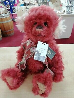 SPECIAL OFFER! Charlie Bears Mohair Collection DREAMKEEPER No 385/400  RRP £225