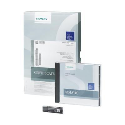 Software Siemens Simatic Step 7 Basic V15, Upgrade - 6ES7822-0AA05-0YE5
