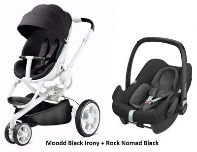 Colourpack to fit Quinny Moodd! Black Swan! :